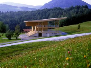 by SOLID architecture ZT GmbH Minimalist