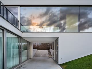 Modern houses by reitsema & partners architecten bna Modern