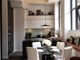 Housing Development, Clapham : modern Kitchen by Simply Italian
