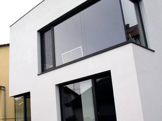 Neubau WOHNHAUS:  Häuser von di architekturbüro