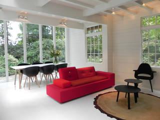 Salon de style  par reitsema & partners architecten bna