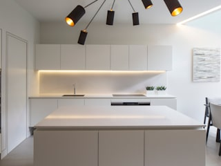Chelsea Basement Modern kitchen by Simply Italian Modern