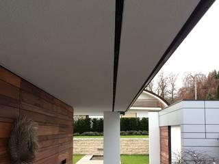 WOHNHAUS - FASSADENGESTALTUNG:  Häuser von di architekturbüro