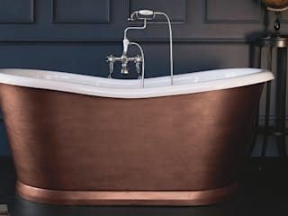 BOAT FREESTANDING BATH: classic  by Clearwater Baths, Classic
