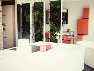 Quelques réalisations sur mesure by 3dvegetal Espaces commerciaux modernes par 3dvegetal Moderne