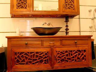 Bathrooms Matahati Salle de bain originale