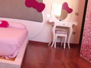 Ristrutturazione interna di appartamento - Grosseto Stanza dei bambini moderna di Studio Tecnico Associato FGS Project Moderno