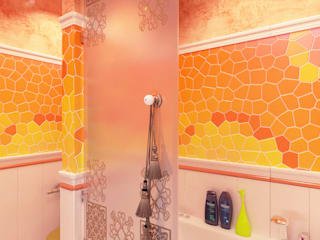 Bathroom by Your royal design, Asian