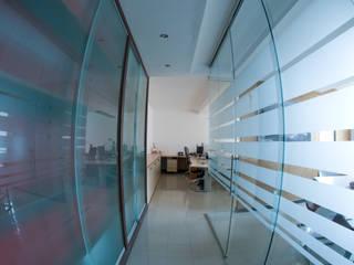 Ristrutturazione ufficio FGS Project - Grosseto Complesso d'uffici moderni di Studio Tecnico Associato FGS Project Moderno