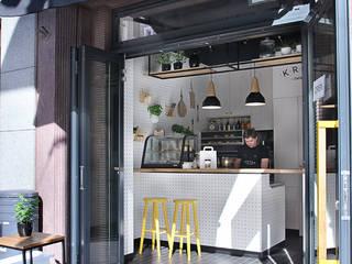 PB/STUDIO Espaços gastronômicos escandinavos