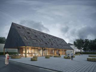 Landhaus Messe Design von PB/STUDIO Landhaus