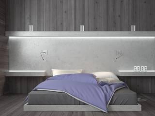 Dormitorios de estilo minimalista de FEDOROVICH Interior Minimalista