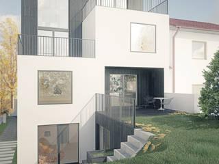 Moderne Häuser von PB/STUDIO Modern