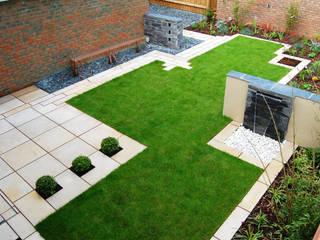 The Lollipop garden    : modern Garden by Robert Hughes Garden Design