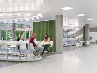 Pädagogische Hochschule FHNW, Solothurn Minimalistische Schulen von ern+ heinzl Architekten Minimalistisch