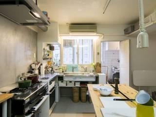 L'atelier de la Cuisine W オリジナルデザインの キッチン の 株式会社エキップ オリジナル