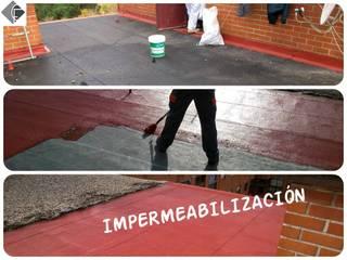 Impermeabilización de tejado:  de estilo  de Fecofer, Proyectos y Reformas