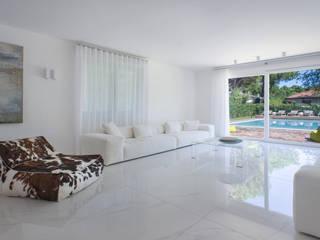 غرفة المعيشة تنفيذ Andrea Tommasi
