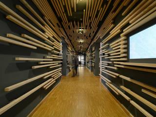 Den Wald ins Museum holen:  Museen von TIDO BRUSSIG SZENERIEN