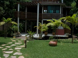 ARQdonini Arquitetos Associados Rumah Tropis