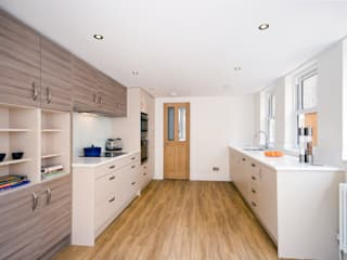 Refurbishment Project:   by Price Kitchens