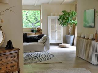 Ambiance Nature pour maison de vacances Marie de Saint Victor Salon original