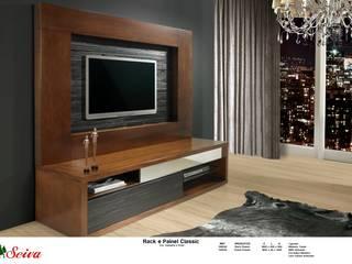Sala de Estar / Living Room:   por Seiva Móveis