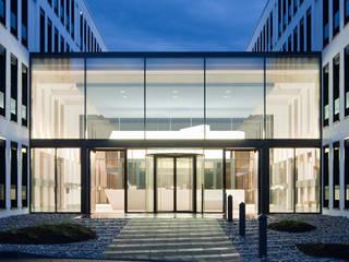 Hauptverwaltung der Xella International GmbH Ausgefallene Bürogebäude von two_space Ausgefallen