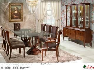 Sala de Jantar / Dining room :   por Seiva Móveis