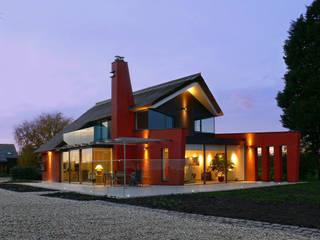 Rumah Modern Oleh kumasol minimal windows Modern