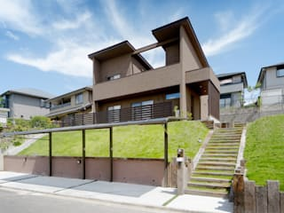 眺望の家: KEN-空間設計が手掛けた家です。