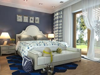 Bedroom by Your royal design, Country