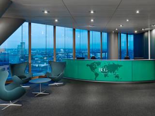 Boston Consulting Group Moderne Bürogebäude von two_space Modern