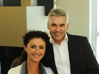 Inhaber Birgit und Olaf Saekert von Kamine Saekert