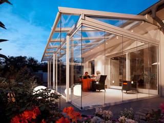 Mediterranean style balcony, veranda & terrace by Ada İnşaat Mediterranean