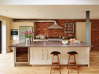 Shaker kitchen by Harvey Jones Moderne Küchen von Harvey Jones Kitchens Modern