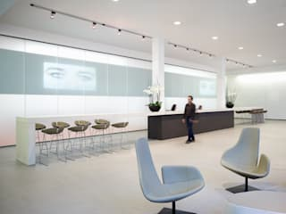 Ideenbotschaft der Werbeagentur GREY Global Group GmbH Germany Ausgefallene Bürogebäude von two_space Ausgefallen