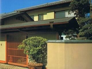 Будинки by 株式会社 山本富士雄設計事務所, Класичний