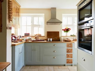 Cottage Kitchen By Luxmoore & Co Luxmoore & Co Dapur Gaya Country