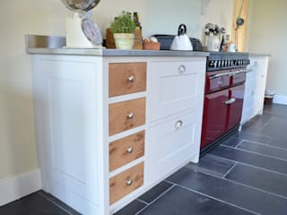 Bespoke Farmhouse Kitchen Cozinhas campestres por Luxmoore & Co Campestre