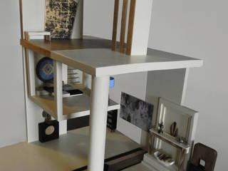 Salon minimaliste par muskat18 Minimaliste