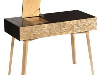 """Bureau/ Console """"Odul"""" par Magali Senaux Moderne"""