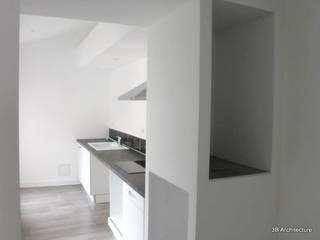 3B Architecture Modern kitchen