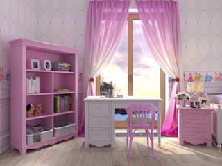Kinderkamer door Your royal design