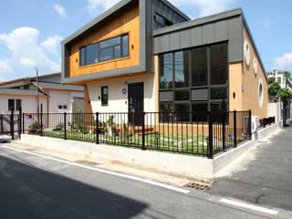 Maisons de style  par 주택설계전문 디자인그룹 홈스타일토토, Moderne
