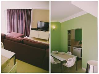 Living room by Studio di Progettazione Arch. Tiziana Franchina, Modern