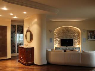 SILVIA ZACCARO ARCHITETTO Living room