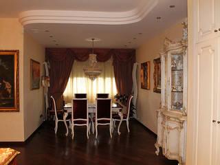 Appartamento in Bari - Tendenze a confronto Sala da pranzo in stile classico di SILVIA ZACCARO ARCHITETTO Classico