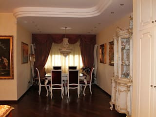 SILVIA ZACCARO ARCHITETTO Classic style dining room
