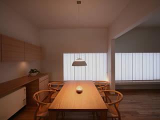 高山の家 モダンデザインの ダイニング の 深山知子一級建築士事務所・アトリエレトノ モダン